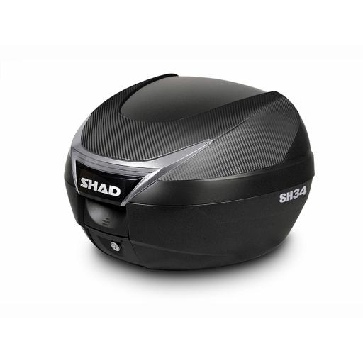 SHAD SH34 Top Box Carbon
