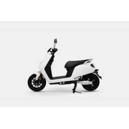 LVENG LX05 Electric Moped White Left.jpg