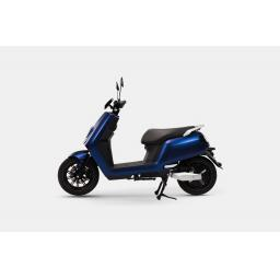 LVENG LX05 Electric Moped Blue Left.jpg