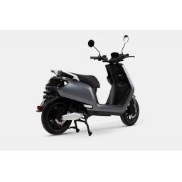 LVENG LX05 Electric Moped Grey Rear Right.jpg