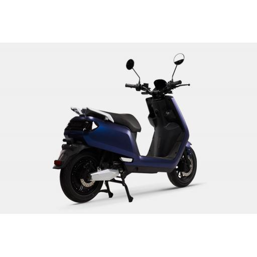LVENG LX05 Electric Moped Blue Rear Right.jpg
