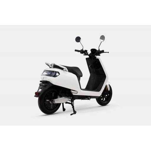 LVENG LX05 Electric Moped White Rear Right.jpg