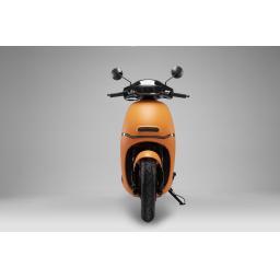 Horwin EK1 Electric Moped Orange Front.jpg