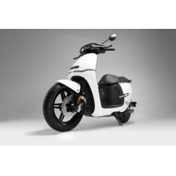 Horwin EK1 Electric Moped White Front Left.jpg