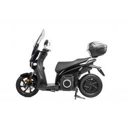 Silence S01 Electric Motorcycle Black Left Side.jpg
