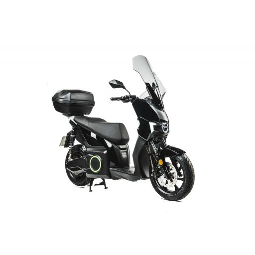 Silence S01 Electric Motorcycle Black Front Right.jpg
