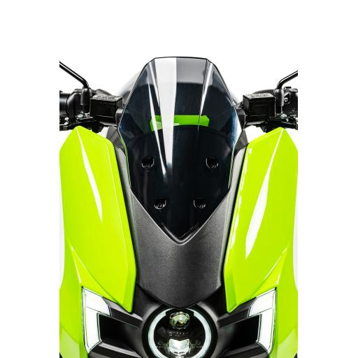 Silence S01 Electric Motorcycle Green Front Screen.jpg